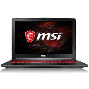 ORDINATEUR PORTABLE MSI GL62M 7RDX-2231FR