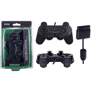 MANETTE JEUX VIDÉO Manette type dualshock 2 pour PS2