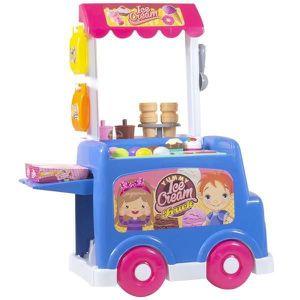 """Littlest Pet Shop Tr /""""mange camion Playset Snack véhicule les roues Hasbro"""