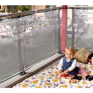 BARRIÈRE DE SÉCURITÉ  Protection pour balcon