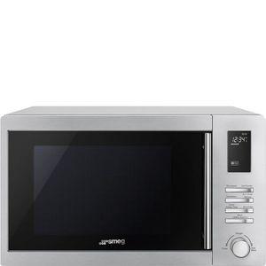 25 L Cuisini/ère Quartz Grill 1050 W Bauknecht MW 253 SM Gril combin/é et Four /à Micro-ondes Noir-Argent 900 W