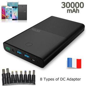 BATTERIE EXTERNE Vinsic 30000mAh batterie externe et portable de ha