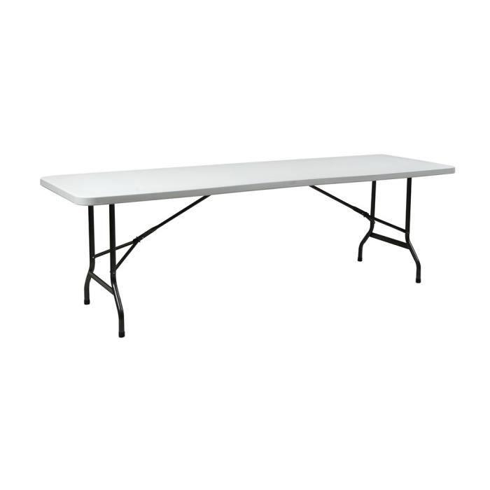 Grande table de jardin