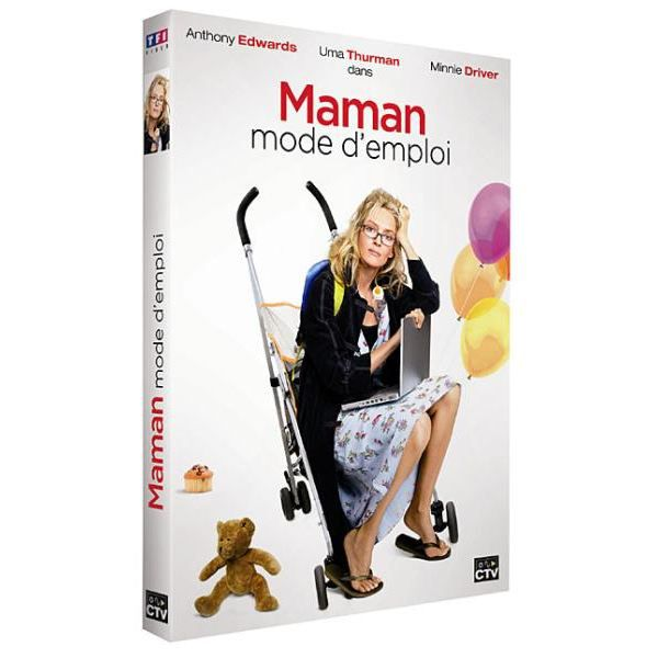 dvd maman mode d 39 emploi en dvd film pas cher cdiscount. Black Bedroom Furniture Sets. Home Design Ideas
