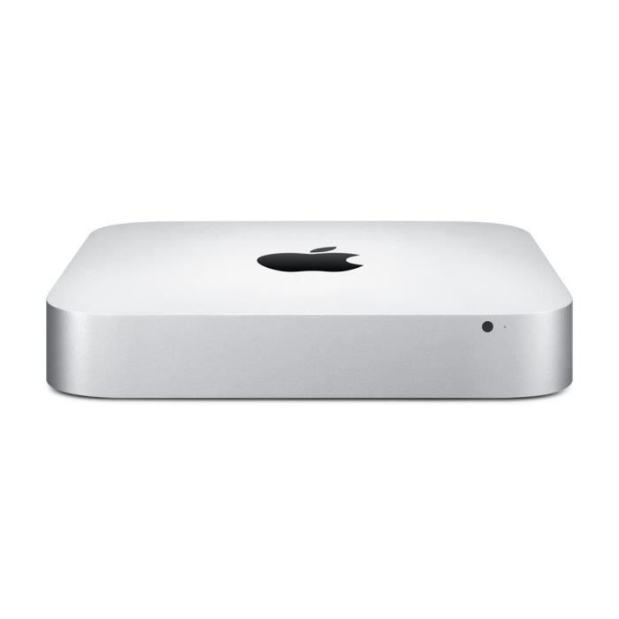 APPLE Mac Mini MGEM2F/A - Intel Core i5 - RAM 4Go - Stockage 1To Fusion Drive - Intel HD Graphics 5000