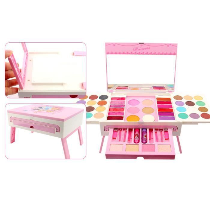 Maquillage beauté reine des neiges, jouets pour filles, princesse elsa anna, jouets de dessin animé disney, prétendre coiffeuse, jou