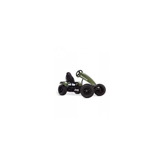 Kart a pedales electrique Jeep(r) Revolution pedal go-kart E-BFR