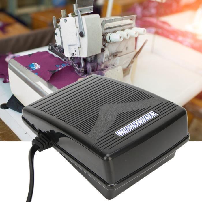 Contrôleur De Pédale de Machine à Coudre Home vec cordon D'alimentation pour Machine à coudre Singer 974 HB038 -ZOO