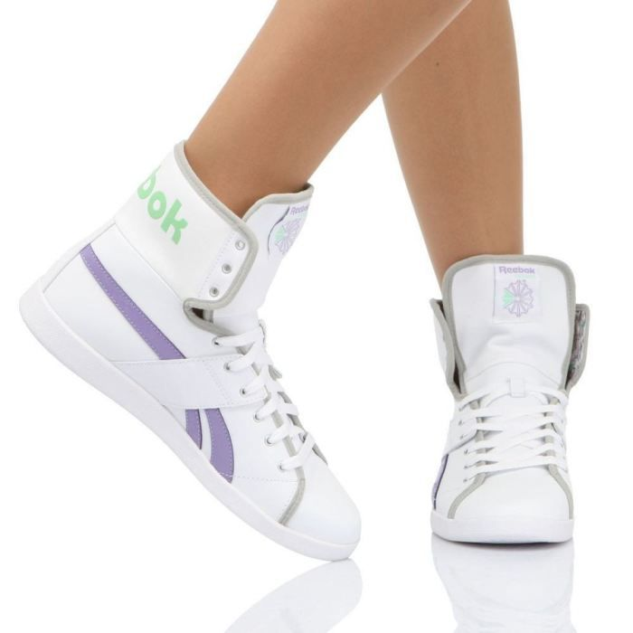 REEBOK Baskets Top Down Femme