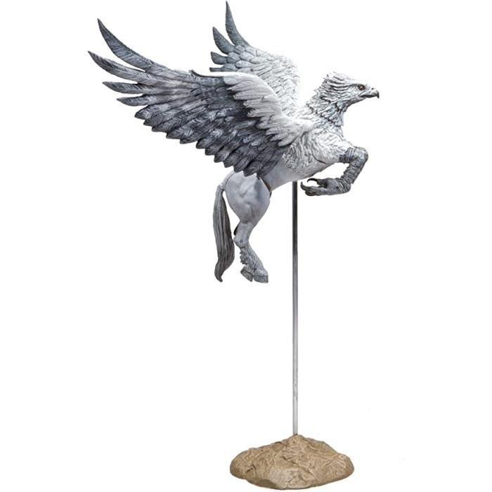 Figurine articulée [Deluxe] Mc Farlane Harry Potter : Buck, l'hippogriffe [23 cm]