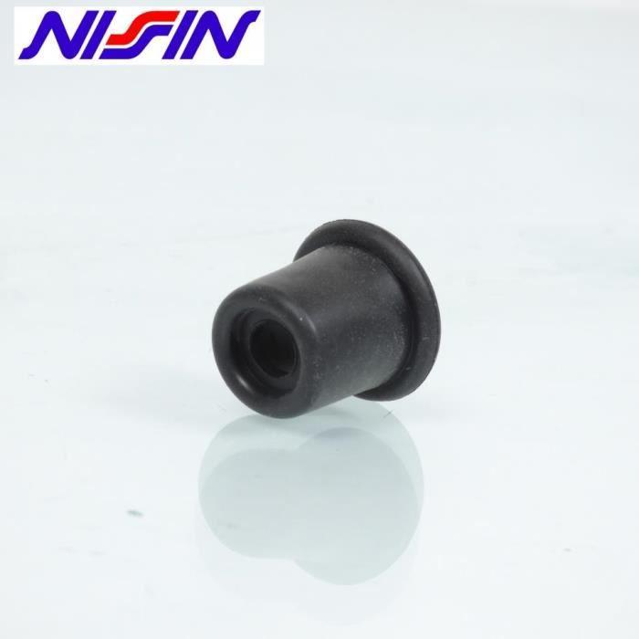 Soufflet caoutchouc pour piston de maitre cylindre de frein moto Nissin MCB-K37