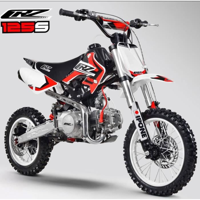 dirt bike crz 125 cc s en stcok achat vente moto dirt bike crz 125 cc s en s cdiscount. Black Bedroom Furniture Sets. Home Design Ideas