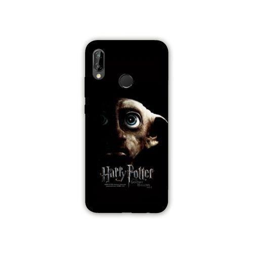 Officiel Harry Potter Luna Lovegood Patronus Order Of The Phoenix I Coque D'Arrière Rigide Pour Samsung Galaxy A40 (2019)