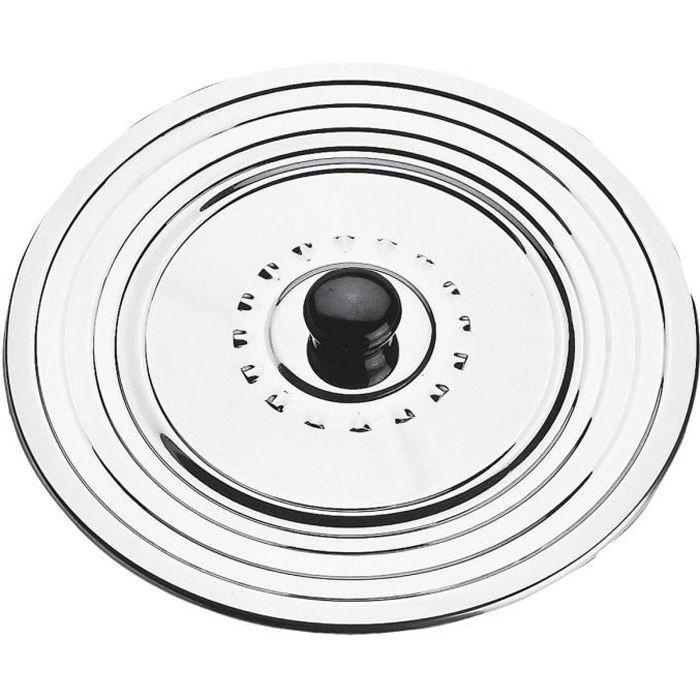 COUVERCLE VENDU SEUL EQUINOX Couvercle anti-projection - 16-18-20 cm -