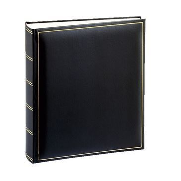 album photo traditionnel henzo champagne noir 7 achat vente album album photo album photo. Black Bedroom Furniture Sets. Home Design Ideas