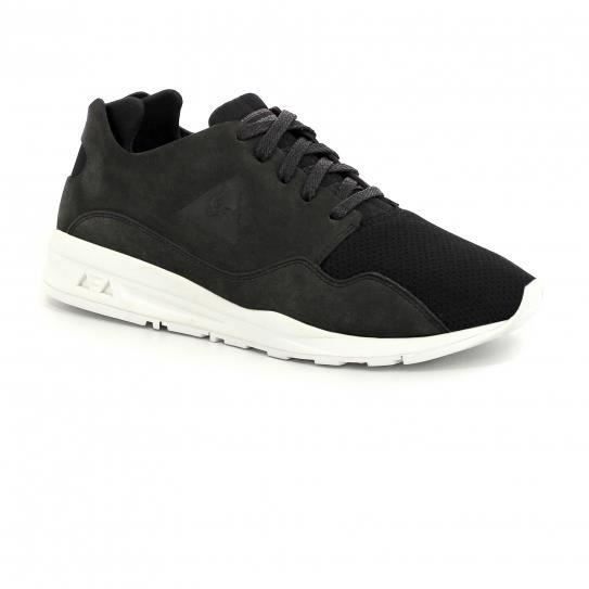 Chaussures LCS R Pure Mono Luxe Black - Le Coq Sportif 1Pp3zk8u2k