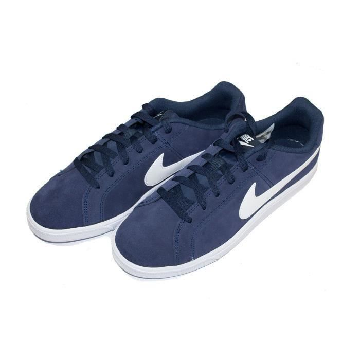 Nike Court Royal Suede Midnight Navy White