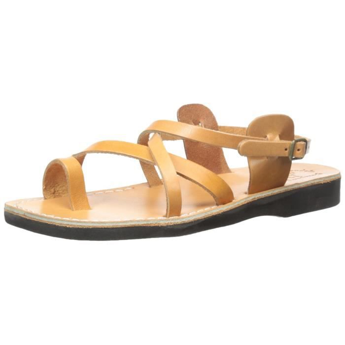 The Good Shepard Buckled Toe-ring Sandal NZC6J Taille-43 2ahOnYXRaB