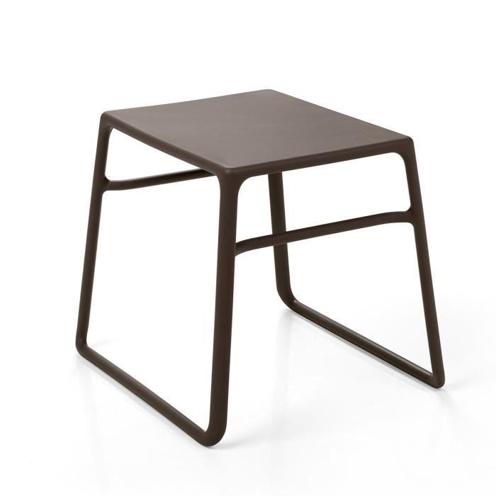 Table basse exterieur et jardin design Pop NARDI Café