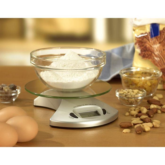 BALANCE ÉLECTRONIQUE Balance de cuisine - TRISTAR KW 2431