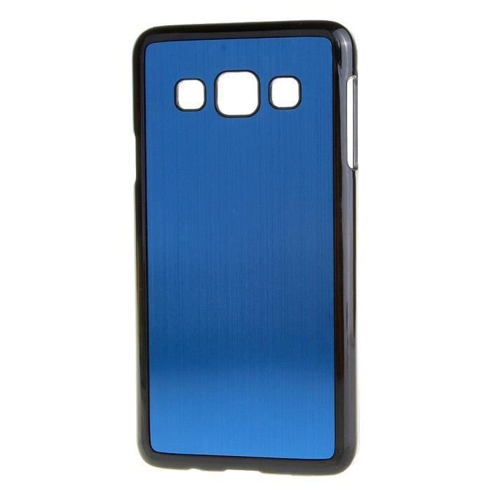 Pour Samsung Galaxy A5 SM-A500F SM-A500FU Coque Simple brossé ...