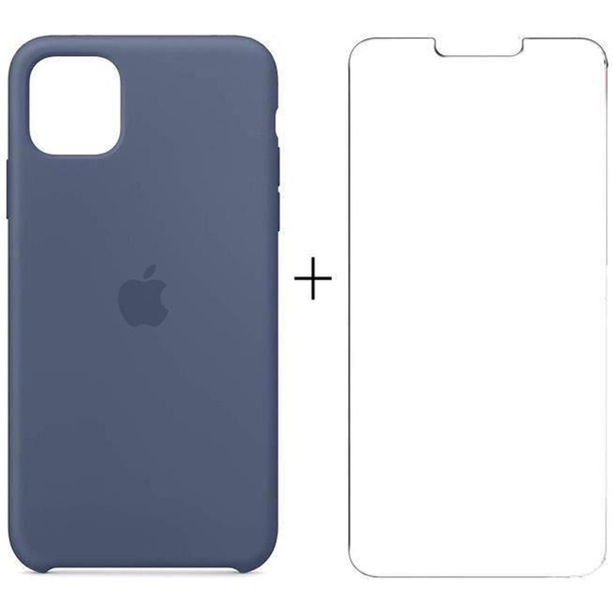 "COQUE - BUMPER Coque iPhone 11 6.1"" Film de Screen Protector Hous"