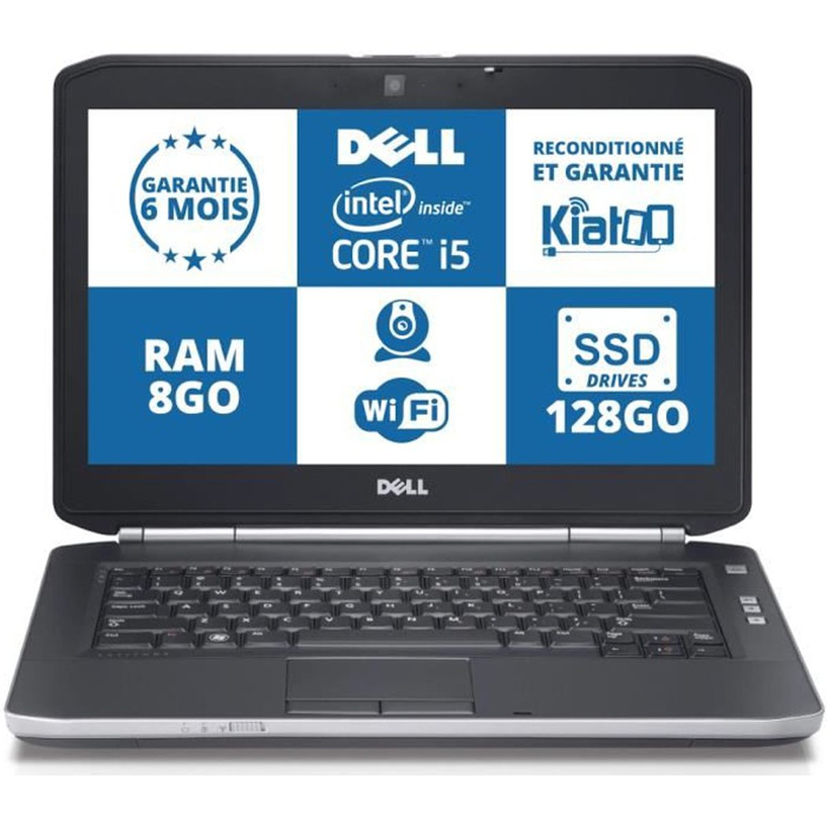 ordinateur portable dell latitude e5420 core i5 8go ram. Black Bedroom Furniture Sets. Home Design Ideas
