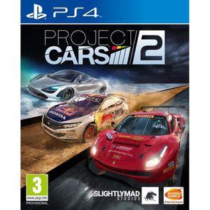 JEU PS4 Project Cars 2 Jeu PS4