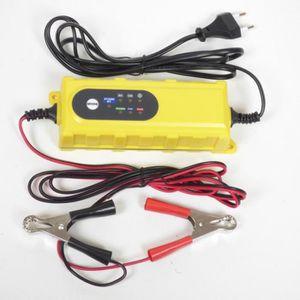 COFFRET OUTILLAGE Chargeur de batterie intelligent 12 volts moto qua
