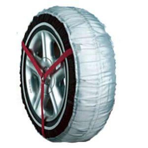 HABILL-AUTO Chaussettes Neige Textile Premium 195 60 R15-195 65 R15-200 60 R15-205 55 R15-205 60 R15