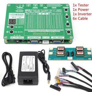TESTEUR ÉLECTRIQUE MM-LED LCD écran Testeur Test Outil Pr TV-Laptop-O