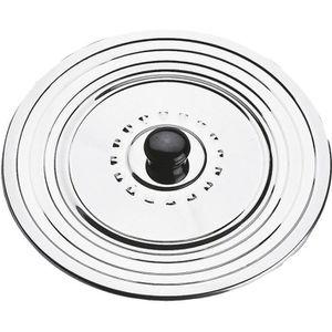 COUVERCLE VENDU SEUL EQUINOX Couvercle anti-projection - 22-24-26 cm -