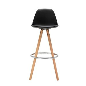 tabouret de bar pied carre achat vente tabouret de bar pied carre pas cher les soldes sur. Black Bedroom Furniture Sets. Home Design Ideas