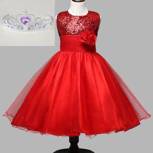 ROBE Robe du soir Filles Robes gâteau robe Tulle dentel