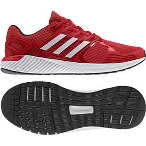 the best attitude 62dba f8145 CHAUSSURES DE RUNNING ADIDAS Baskets de running Duramo 8 - Homme - Rouge