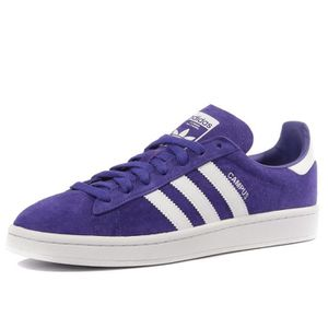 super popular be705 48e83 BASKET Campus Homme Chaussures Violet Adidas