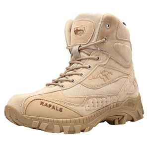 BOTTINE Les militaires Boot tactique Desert Combat chevill