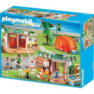 UNIVERS MINIATURE PLAYMOBIL 5432 Camping