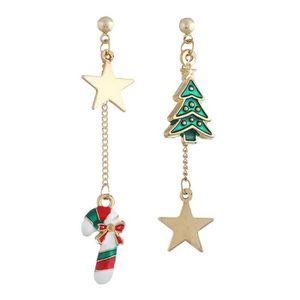 Boucle d'oreille Noël Boucles d'oreilles de Mignonne Forme de Boule