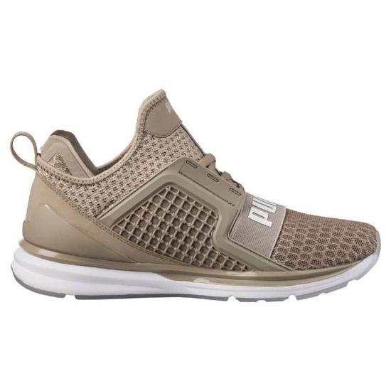 chaussure puma kaki