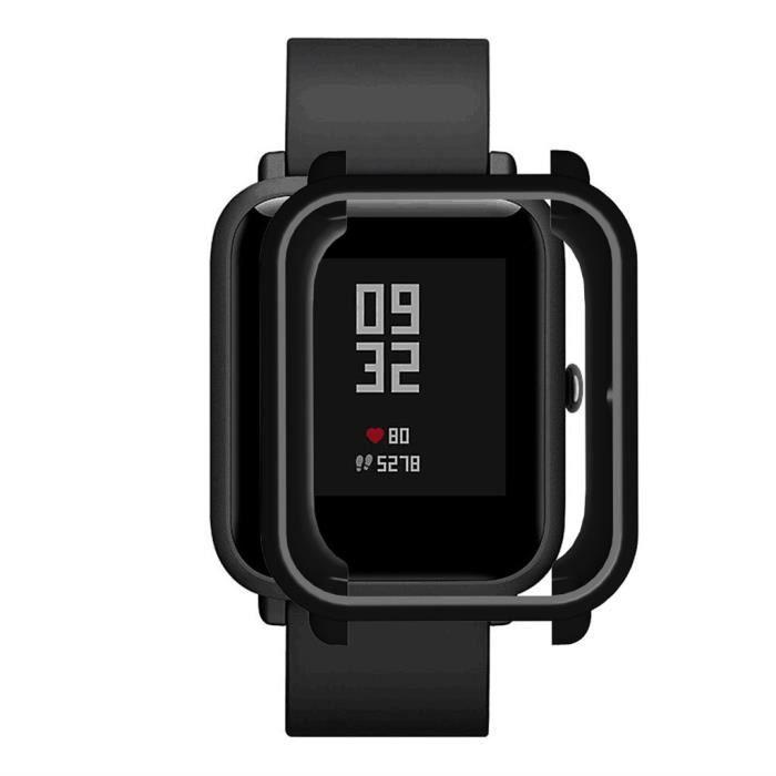 MONTRE OUTDOOR Coque souple en TPU pour Xiaomi Huami Amazfit Bip Youth - Lite bg502 SDF502