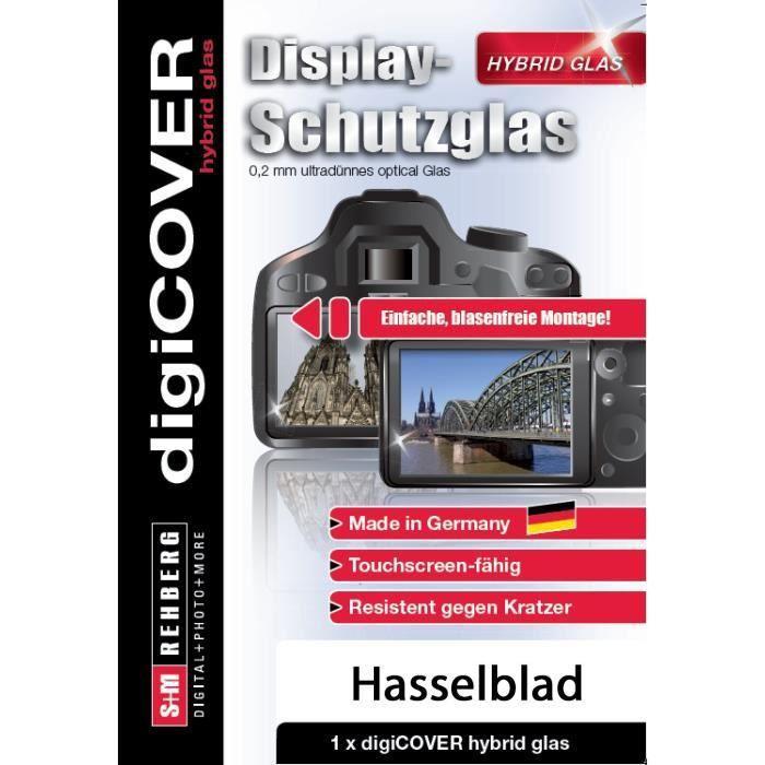 Films de protection d'écran pour caméscopes DigiCover G4398 Protecteur d'affichage de caméra pour Hasselblad X1D-50c Tra 59716