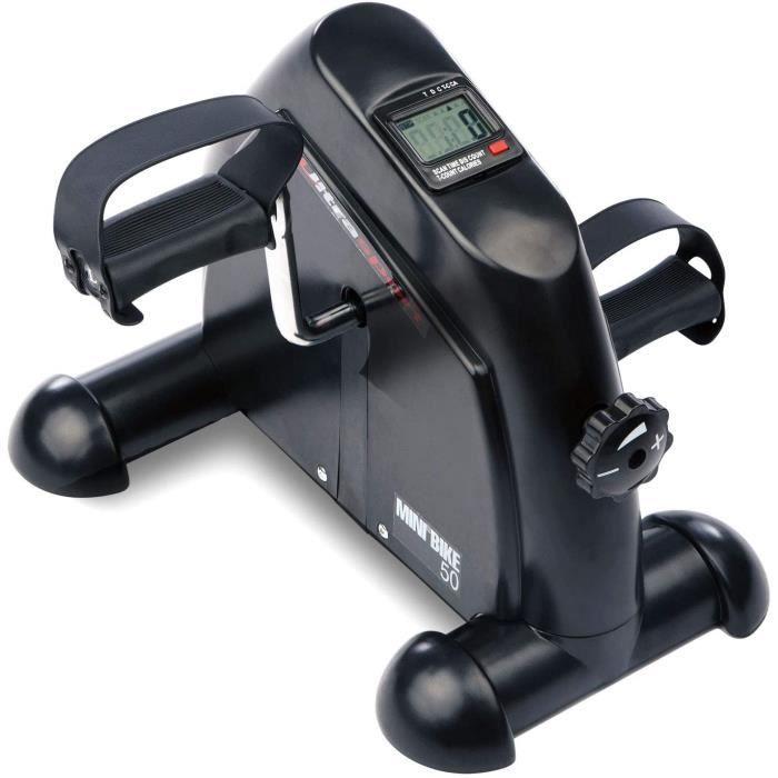 Ultrasport Mini-vélo d'appartement, appareil d'entraînement pour bras et jambes