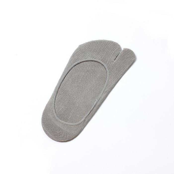 Accessoires Fitness - Musculation,Chaussettes de Yoga Tabi pour femmes 6 paires, chaussettes de sport, - Type gray-EU 35-40