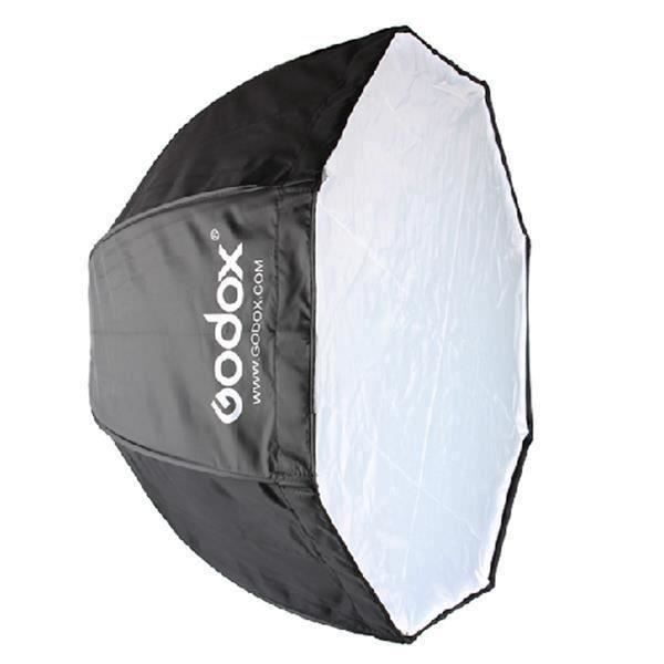 80cm Softbox parapluie pour studio photographie réflecteur portatif SANS SUPPORT Ro46668
