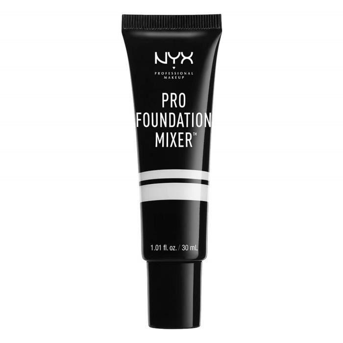 NYX Professional Makeup Fond de Teint - Pro Foundation Mixer - White