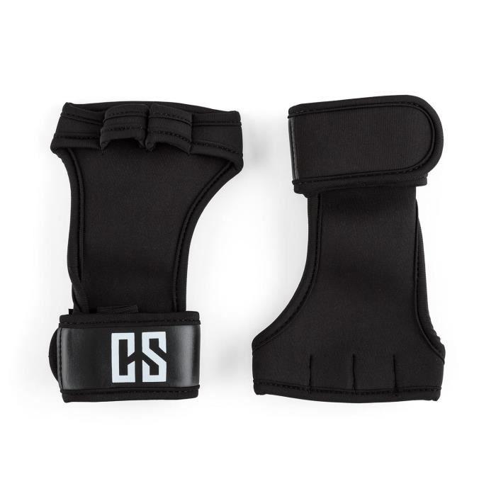 CAPITAL SPORTS Palm Pro Gants haltérophilie musculation taille S - noir
