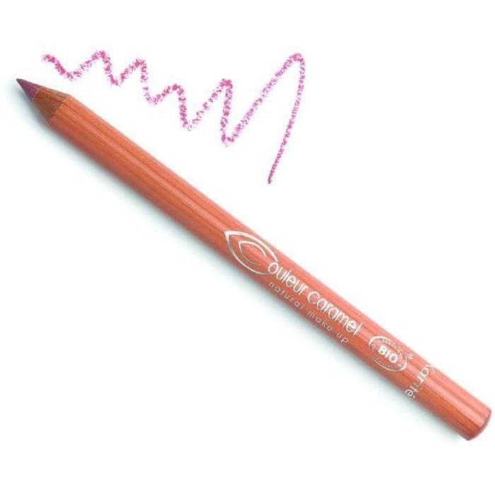 COULEUR CARAMEL Crayon lèvres beige rosé