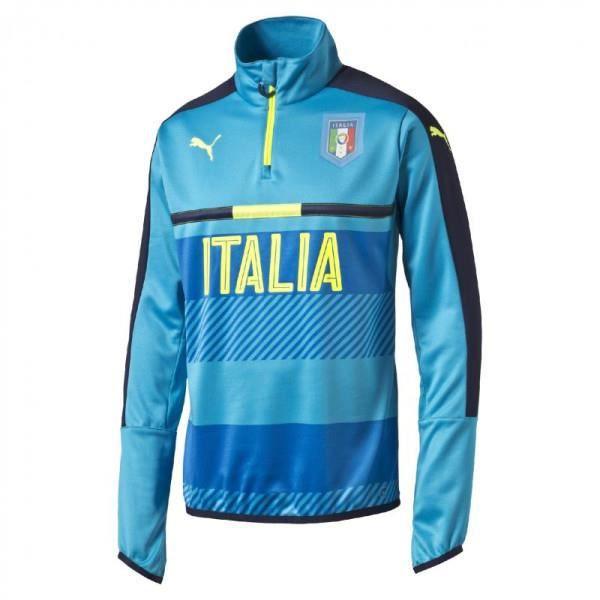 Sweat Football Italie Training Sweatshirt Enfant Puma