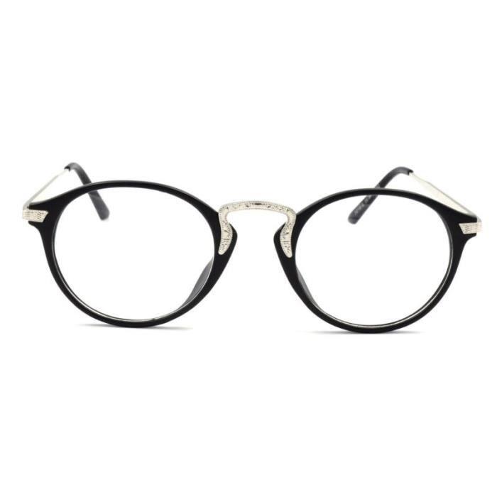 LUNETTES DE VUE Montures de lunettes rétro pour femmes Lunettes de